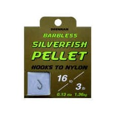 Drennan Silverfish Pellet Barbless