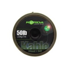 Korda Dark Matter Kable 7m Leadcore
