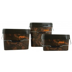 Fox Camo Bait Buckets