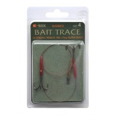 Drennan Esox Bait Traces Semi- Barbed