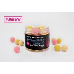 Sticky baits Signature Squid pop-ups